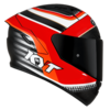 Casco KYT NX Race Pirro Replica